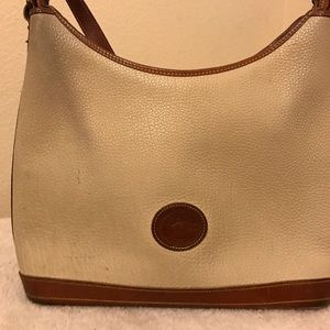 Dooney and Bourke vintage bucket purse